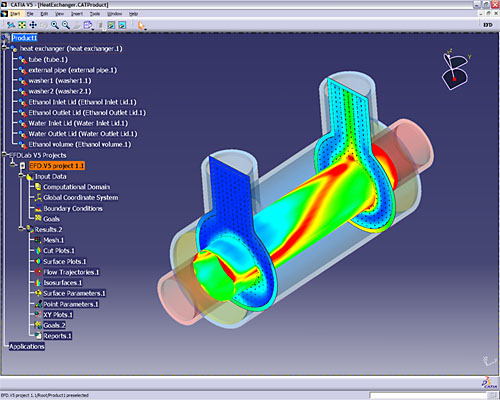 ejemplo de imagen realizada con CAD