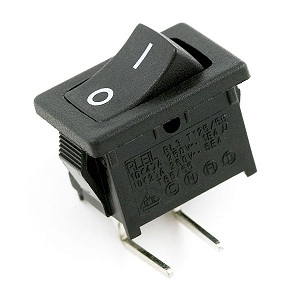 interruptor cuadrado