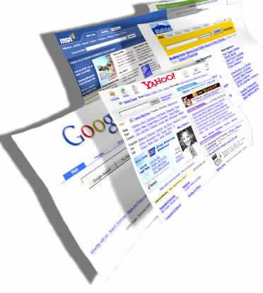 Como hacer una p gina web for Que es una pagina virtual