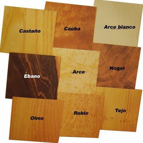 La madera tecnolog a 2 eso for Planchas de madera para paredes