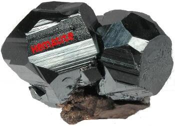 Hematite-mineral