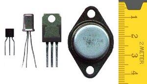 modelos transistores
