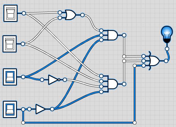 circuito simplificado