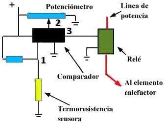 circuito-temostato-electronico