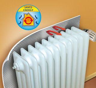 lamina reflactora para radiador