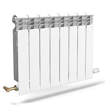 Instalaciones de calefacci n en las viviendas - Como pintar un radiador ...