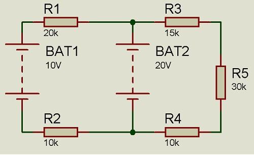 circuito malla 1