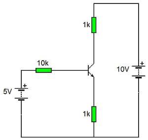 Problema transistor 2