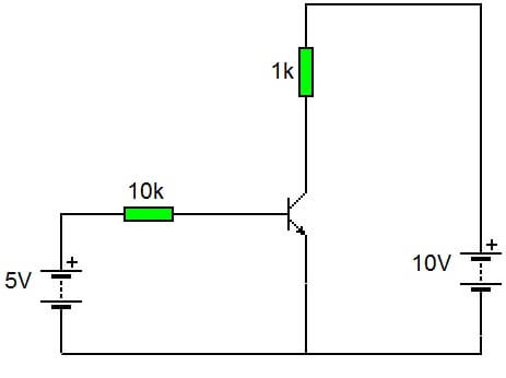 problema transistor 1