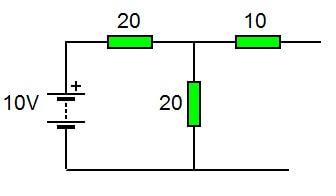 calculo circuito thevenin