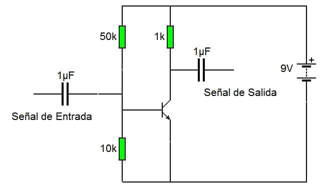 Circuito Amplificador : Amplificadores