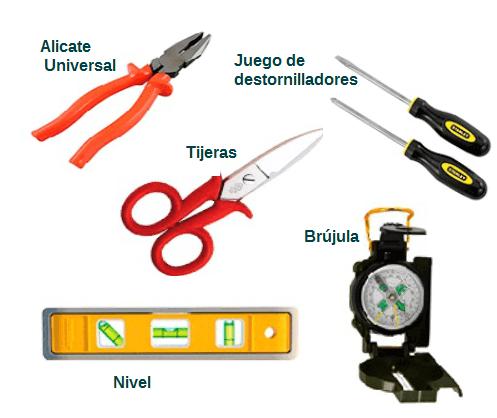 herramientas parabolica