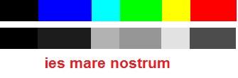 barra colores