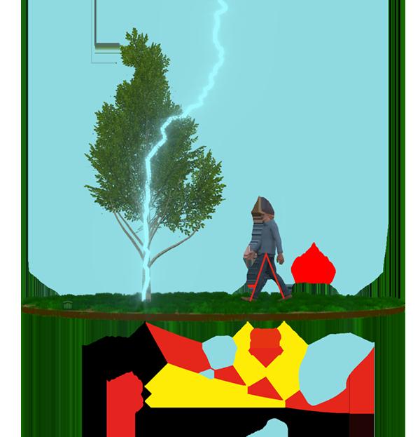 diferencia_potencial_pararrayos